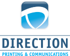 - Direction Printing & Communications – Kitchener – Waterloo – Ontario